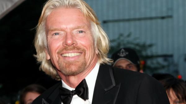 Richard Branson Happiness
